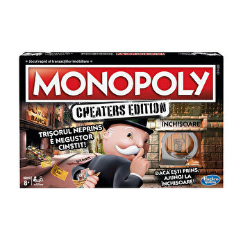 Joc Monopoly Cheaters