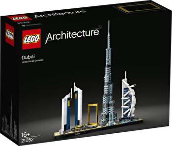 LEGO Architecture, Dubai 21052