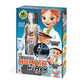 Kit Corpul uman, 12 experimente