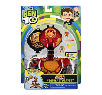 Set de joaca Ben 10 Micro World - Torta Vie