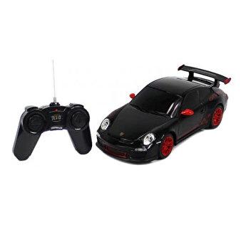 Masina cu telecomanda Porsche GT3 RS, negru, scara 1:24