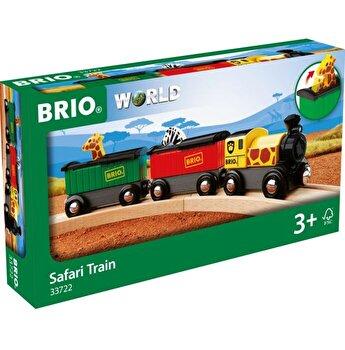 Jucarie Brio - Tren Safari
