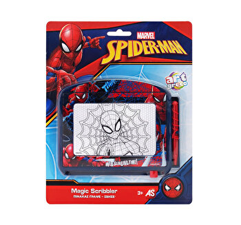 Tabla de scris Magic Scribbler travel - Spider-Man