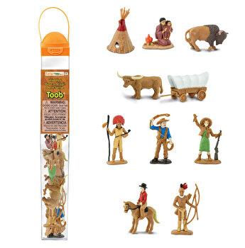 Tub figurine Vestul salbatic