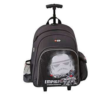 Troller/rucsac LEGO V-Line – design Star Wars Stormtrooper