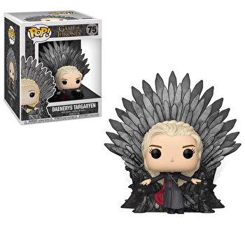 Figurina Funko Pop Games of Thrones, Daenerys pe Tronul de fier