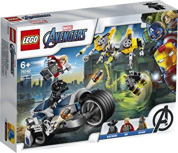 LEGO Super Heroes, Atacul Razbunatorilor cu motociclete 76142