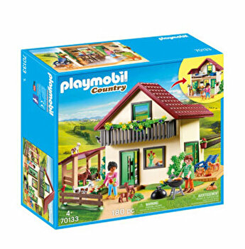 Playmobil Country, Farm Fun - Casa de la ferma
