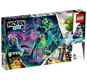 LEGO Hidden Side, Balciul bantuit 70432
