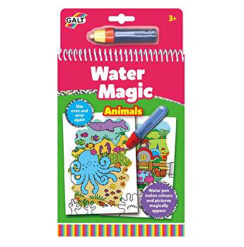 Set Water Magic - Carte de colorat Animalute