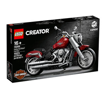 LEGO Creator Expert - Harley-Davidson Fat Boy 10269