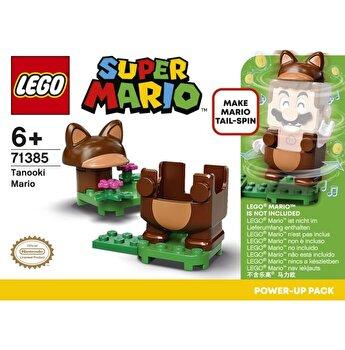 LEGO Super Mario - Costum de puteri: Mario Tanooki 71385