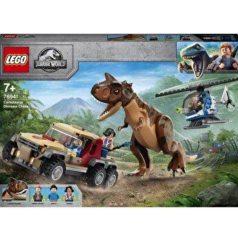 LEGO Jurassic World - Urmarirea dinozaurului Carnotaurus 76941
