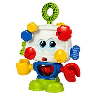 Jucarie interactiva bebelusi Robotel cu activitati