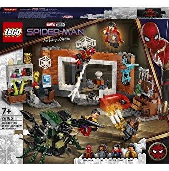 LEGO Marvel - Omul Paianjen la Atelierul Sanctum 76185