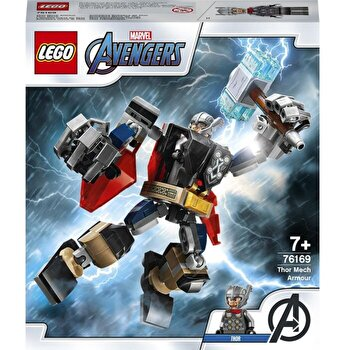 LEGO Super Heroes - Armura lui Thor 76169