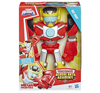 Transformers Mega Mighties - Figurina Hot Shot
