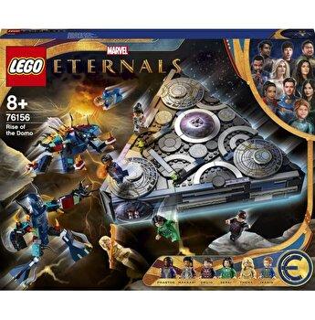 LEGO Marvel - Ascensiunea Domo 76156