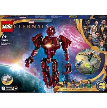 LEGO Marvel - Eternii în umbra lui Arishem 76155