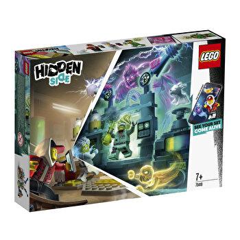 LEGO Hidden Side, Laboratorul cu fantome al lui J.B. 70418