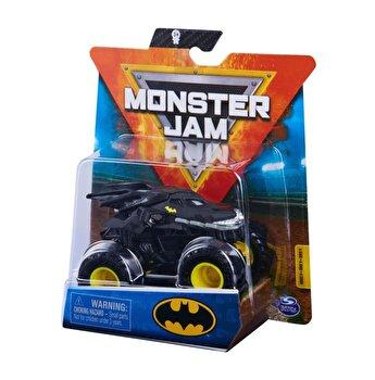 Monster Jam, masinuta metalica scara 1 la 64 Batman