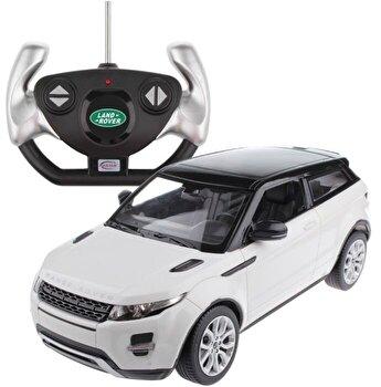 Masina cu telecomanda Range Rover Evoque alb scara 1:14