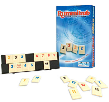 Joc de societate Rummikub Mini