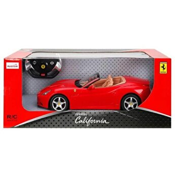 Masina cu telecomanda Ferrari California, scara 1 la 12