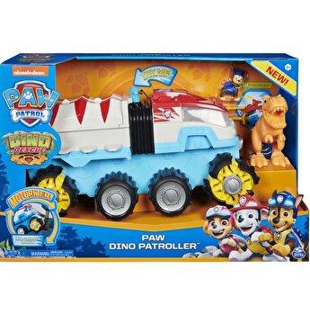 Patrula Catelusilor, Vehicul de patrulare Dino Patroller, motorizat