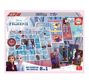 Set 8 in 1 jocuri Frozen 2