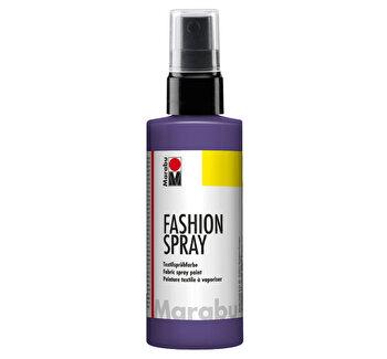 Vopsea spray pentru materiale textile, 50 ml, Mov