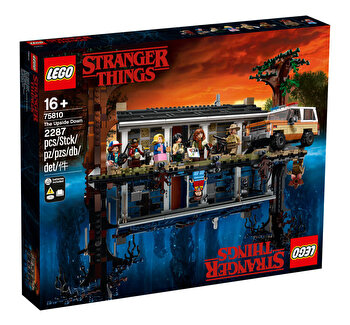 LEGO Stranger Things - The Upside Down 75810
