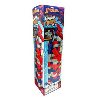 Turnul buclucas - Spider-Man, 48 piese