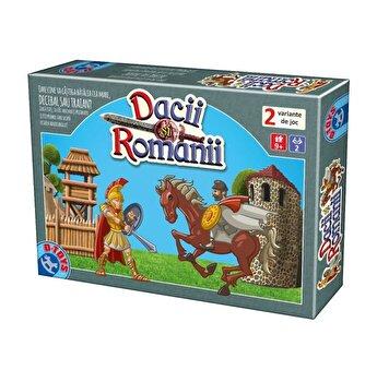 Joc romanesc - Dacii si Romanii