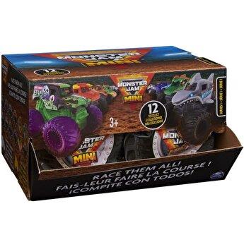 Monster Jam Mini, Camion scara 1 la 87