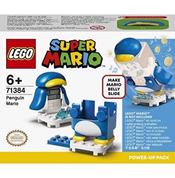LEGO Super Mario - Costum de puteri: Mario Pinguin 71384