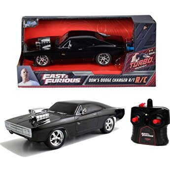 Fast and Furious - RC 1970 Dodge Charger, scara 1:24
