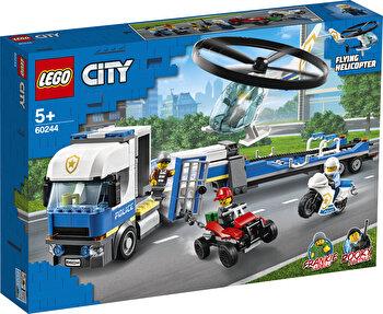 LEGO City, Transportul elicopterului de politie 60244