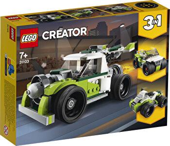 LEGO Creator 3 in 1, Camion racheta 31103