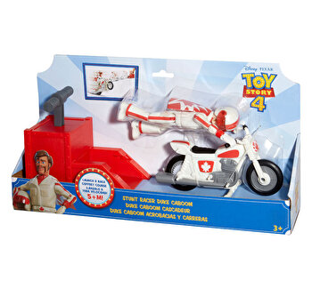 Toy Story 4 - Set Duke Caboom cu lansator