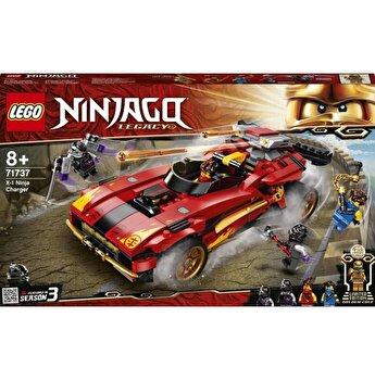 LEGO NINJAGO - Incarcator Ninja X-1 71737