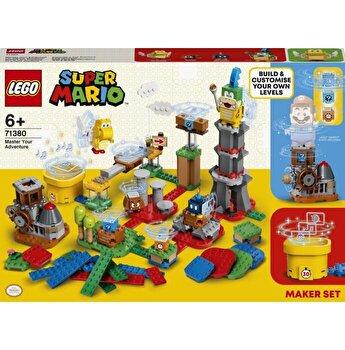 LEGO Super Mario - Set de extindere Aventura ta 71380