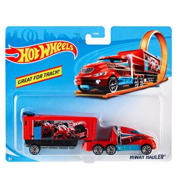 Camion Highway Hauler, Hot Wheels