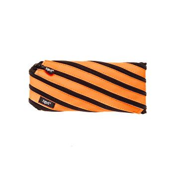 Penar cu fermoar, Zipit Neon - portocaliu