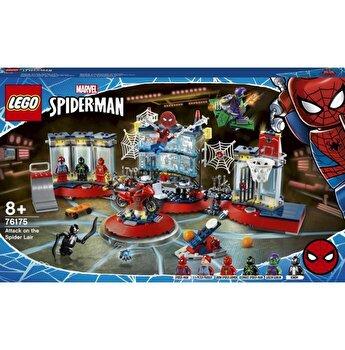 LEGO Super Heroes - Atac la adapostul paianjenului 76175