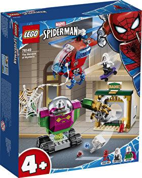 LEGO Super Heroes, Amenintarea lui Mysterio 76149
