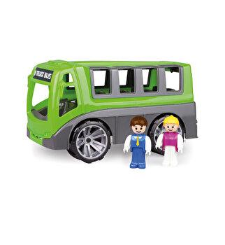Autobuz Lena Truxx pentru copii, cu doua figurine incluse