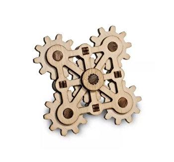 Puzzle 3D Eco Wood Art Twister Mini, 18 piese