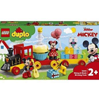 LEGO DUPLO - Parada de ziua lui Mickey si Minnie 10941