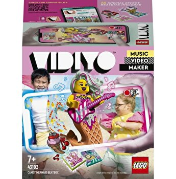 LEGO VIDIYO - Candy Mermaid BeatBox 43102